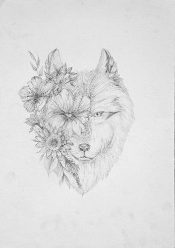 10. Nela Dančová, 14 let - Vlk