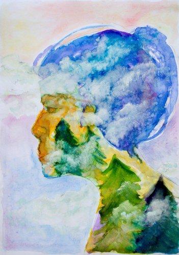 5. Klára Davidová, 14 let - Příroda v každéím z nás
