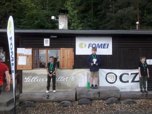 II. kolo FOMEI CUP, žáci do 10 let